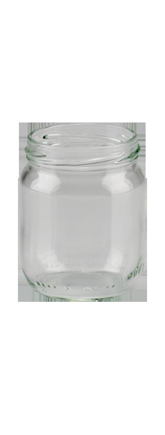pot alimentaire 212ml twist off 63 verre transparent embelia. Black Bedroom Furniture Sets. Home Design Ideas