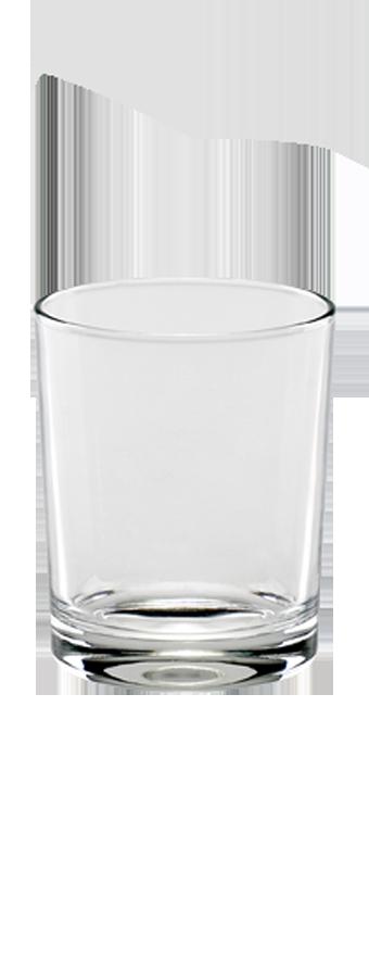 verre a bougie caravelle 20cl verre transparent embelia. Black Bedroom Furniture Sets. Home Design Ideas