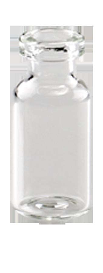 flacon sterile ez fill 2r wi 13 verre transparent embelia. Black Bedroom Furniture Sets. Home Design Ideas