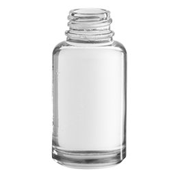 glass container tango bottle 30ml gcmi 20 410 flint glass