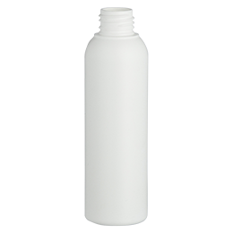 pehd container douceur bottle 150ml gcmi 24 410 besafe white pe