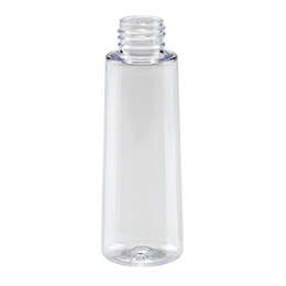 petp container goutte bottle 100ml gcmi 24410 besafe crystal petp