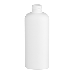 pehd container voyage bottle 200ml gcmi 24 410 white pe