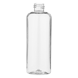 petp container voyage bottle 200ml gcmi 24 410 crystal petp