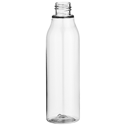petp container arte bottle 200ml gcmi 24 410 crystal petp