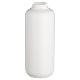 contenant en pp flacon airless ecosolution 500ml pp blanc