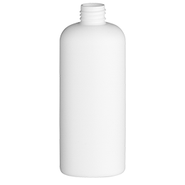 pehd container voyage bottle 250ml gcmi 24 410 besafe white pe