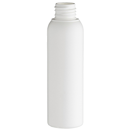 pehd container douceur bottle 125ml gcmi 24 410 besafe white pe