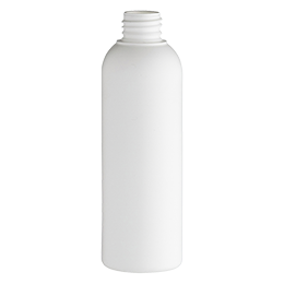 pehd container douceur bottle 200ml gcmi 24 410 besafe white pe