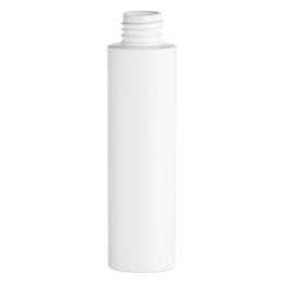pehd container ovaline bottle 100ml gcmi 24 410 besafe white pe