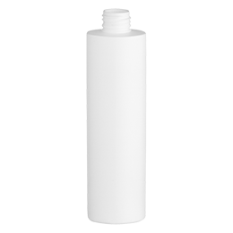 pehd container ovaline bottle 250ml gcmi 24 410 besafe white pe