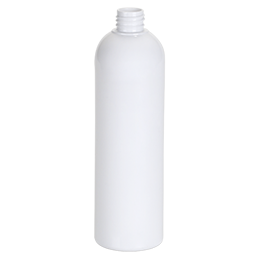 petp container douceur bottle 400ml gcmi 24 410 besafe white petp
