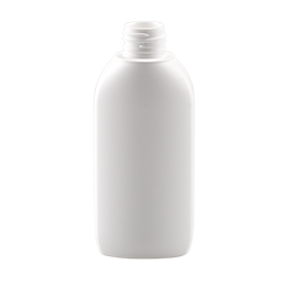 pehd container clever-pro bottle 150 ml gcmi 24 410 besafe white pe