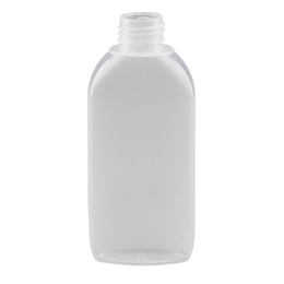 pp container clever-pro bottle 150ml gcmi 24 410 besafe natural pp
