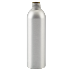 aluminium container douceur bottle 250ml gcmi 24 410 bpa free aluminium