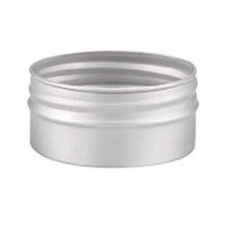 aluminium container aluminium jar 50 ml