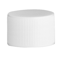 bouchage capsule striee gcmi 24 410 pp blanc joint triseal