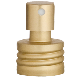 aluminium closure profil spray pump gcmi 24 410 output 130 mat gold