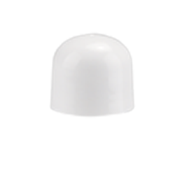bouchage capot pour roll on 15 ml pp blanc