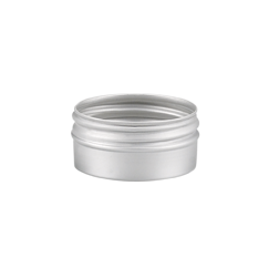 aluminium container aluminium jar 30 ml